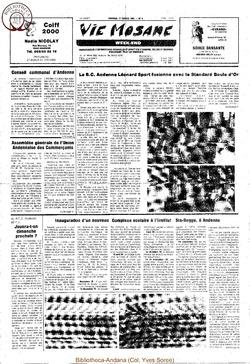 39e année - n°6 - 17 février 1985