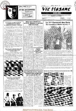 39e année - n°8 - 1 mars 1985