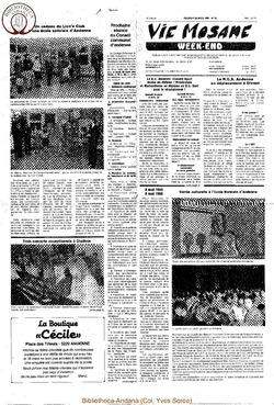 42e année - n°12 - 25 mars 1988