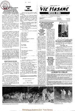 42e année - n°13 - 1 avril 1988