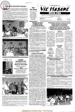 42e année - n°14 - 7 avril 1988