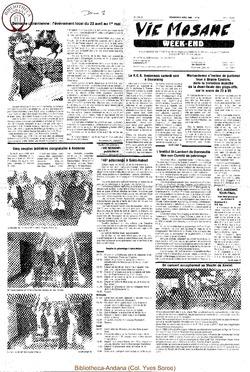 42e année - n°16 - 21 avril 1988