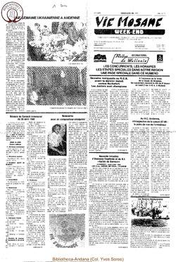 42e année - n°17 - 29 avril 1988