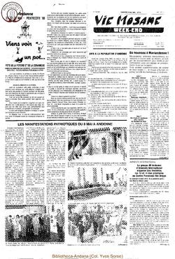 42e année - n°19 - 13 mai 1988