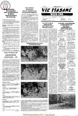 42e année - n°2 - 15 janvier 1988