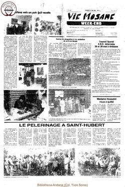 42e année - n°21 - 27 mai 1988