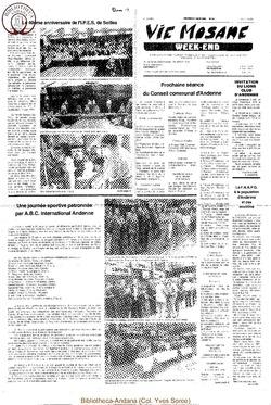 42e année - n°22 - 2 juin 1988