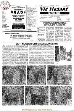 42e année - n°25 - 22 juin 1988