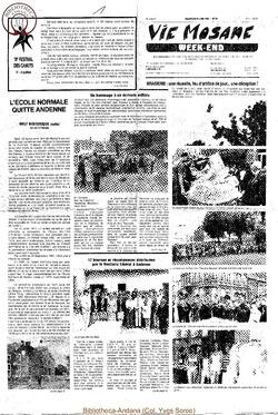 42e année - n°26 - 29 juin 1988