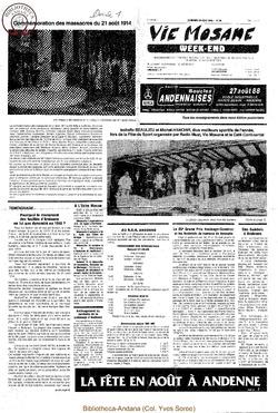 42e année - n°29 - 26 août 1988