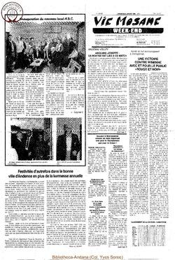 42e année - n°3 - 22 janvier 1988
