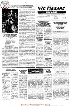 42e année - n°30 - 2 septembre 1988