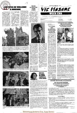 42e année - n°33 - 30 septembre 1988