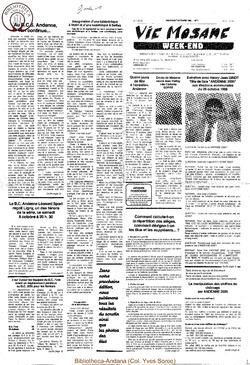 42e année - n°34 - 7 octobre 1988