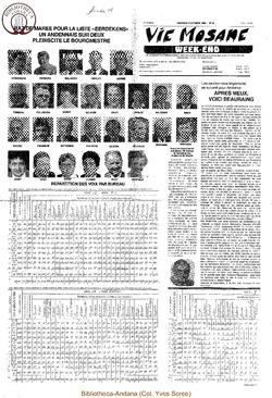 42e année - n°35 - 14 octobre 1988