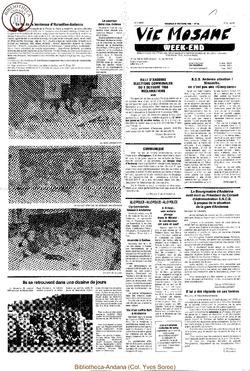 42e année - n°36 - 21 octobre 1988