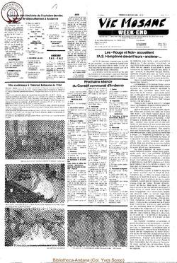 42e année - n°37 - 28 octobre 1988