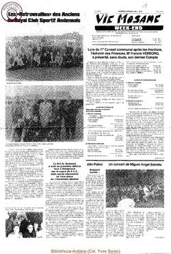 42e année - n°38 - 4 novembre 1988