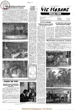 42e année - n°43 - 9 décembre 1988