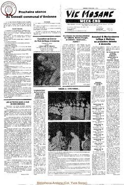 42e année - n°5 - 5 février 1988