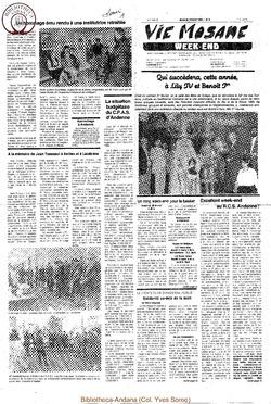 42e année - n°8 - 26 février 1988