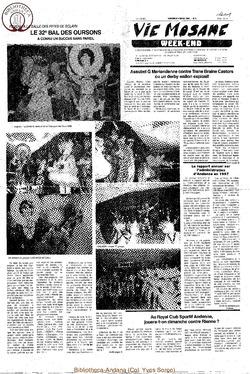 42e année - n°9 - 4 mars 1988