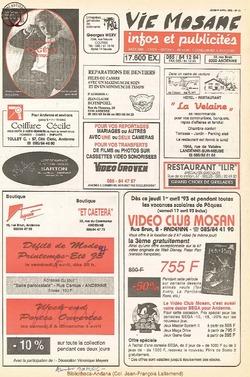 47e année - n°12 - 1 avril 1993