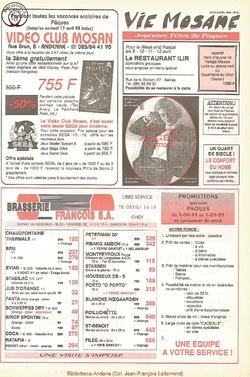 47e année - n°13 - 8 avril 1993