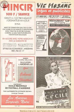47e année - n°14 - 15 avril 1993