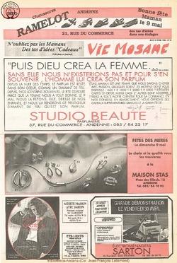 47e année - n°16 - 29 avril 1993
