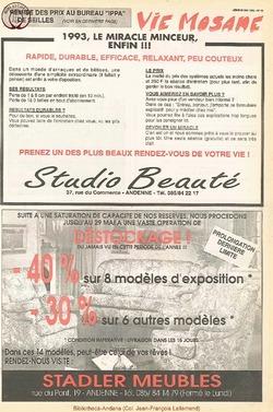 47e année - n°19 - 20 mai 1993