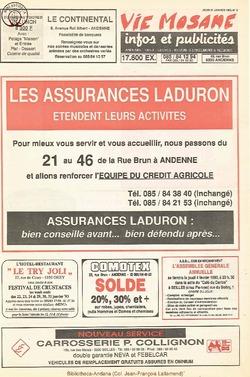 47e année - n°2 - 21 janvier 1993