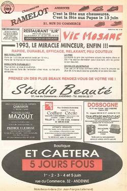 47e année - n°20 - 27 mai 1993