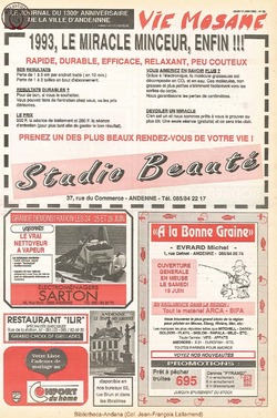 47e année - n°23 - 17 juin 1993