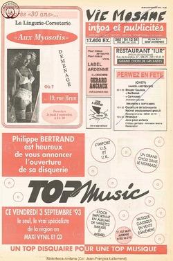 47e année - n°30 - 2 septembre 1993