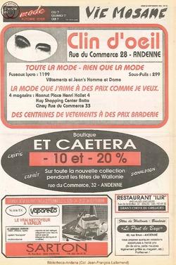 47e année - n°33 - 23 septembre 1993