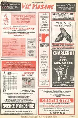 47e année - n°39 - 4 novembre 1993
