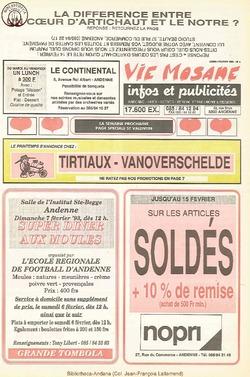47e année - n°4 - 4 fevrier 1993