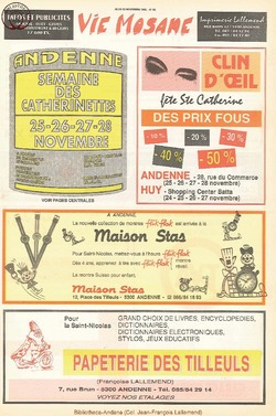 47e année - n°42 - 25 novembre 1993