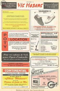 47e année - n°43 - 2 decembre 1993
