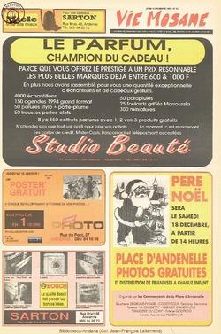 47e année - n°45 - 16 decembre 1993