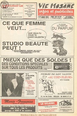 47e année - n°5 - 11 fevrier 1993