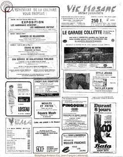 Publicitaire n°34 -  27 septembre 1979