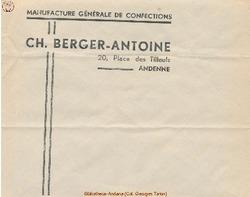 Enveloppe Berger