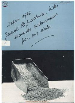 Général Réfractories Seilles