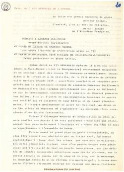 1965-04-25 Hommage à Andenne sur Meuse