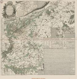 1790 - Carte de Bouge