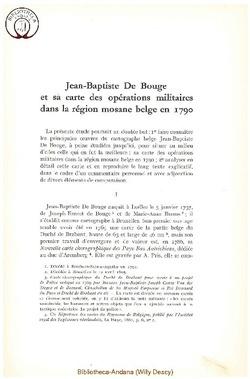 JB de Bouge