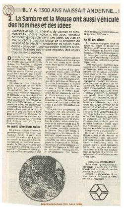 2. La Sambre et La Meuse ont aussi véhiculé des hommes et des idées.