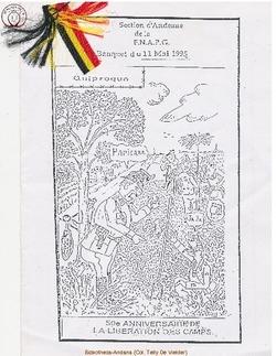 Banquet du 11 mai 1995 de la FNAPG.